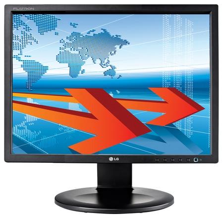 LG FLATRON N1910LZ Cloud Monitor