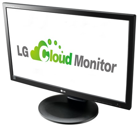 LG FLATRON N2311AZ IPS LCD Cloud Monitor