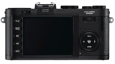 Leica X2 Compact Camera with APS-C Professional Sensor back