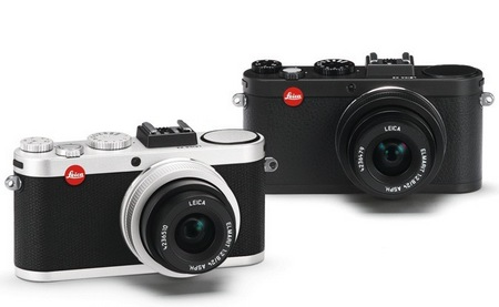 Leica X2 Compact Camera with APS-C Professional Sensor colors