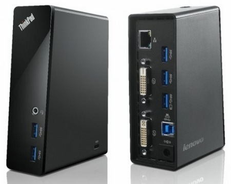 Lenovo ThinkPad USB 3.0 Dock