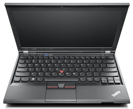 Lenovo ThinkPad X230 and X230t Ultraportables get Ivy Bridge front