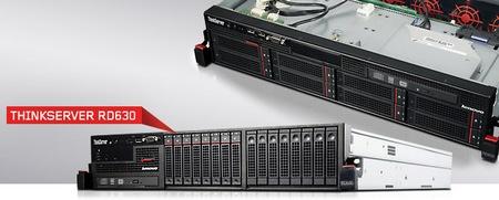 Lenovo ThinkServer RD630 2U rack server