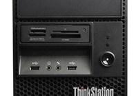 Lenovo ThinkStation E31 Entry-level Workstations mid tower