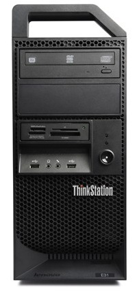 Lenovo ThinkStation E31 Entry-level Workstations mid tower