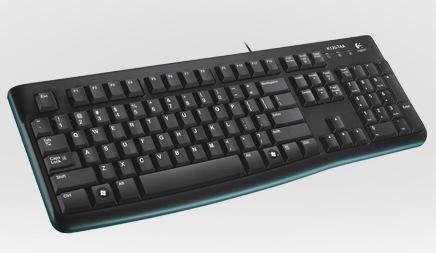 Logitech Keyboard K120-TAA TAA-compliant keyboard