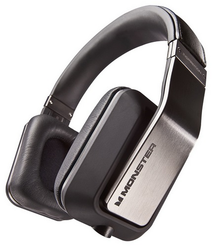 Monster Inspiration active noise-cancelling headphones 1