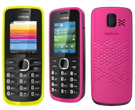Nokia 110 dual-sim phone 1
