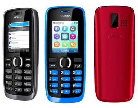 Nokia 112 dual-sim phone 1