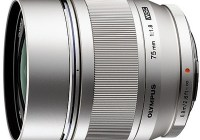 Olympus M.ZUIKO DIGITAL ED 75mm f1.8 Portrait Lens for Micro Four Thirds