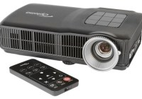 Optoma EcoBright TL30W LED DLP projector with remote