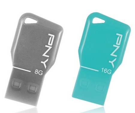 PNY Key Attache USB Flash Drive 1