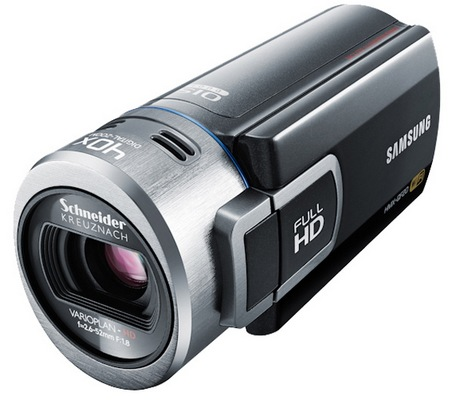 Samsung HMX-QF20 SMART Camcorder with WiFi 1