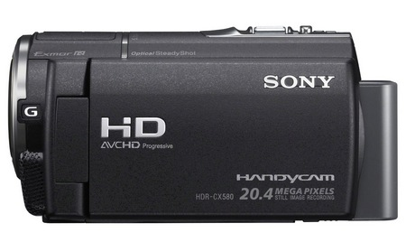 Sony Handycam HDR-CX580V Full HD Camcorder