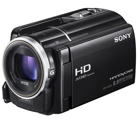 Sony Handycam HDR-XR260V Full HD Camcorder
