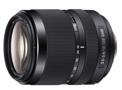 Sony SAL18135 18-135mm F3.5-5.6 telephoto zoom