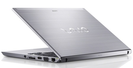Sony VAIO T11 and T13 Ultrabooks back