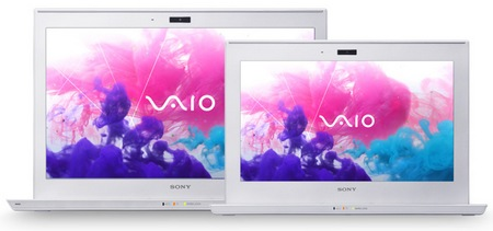 Sony VAIO T11 and T13 Ultrabooks