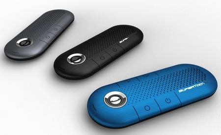 SuperTooth Crystal In-car Bluetooth Speakerphone 1