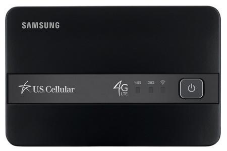 U.S. Cellular Samsung SCH-LC11 4G LTE Mobile Hotspot 1