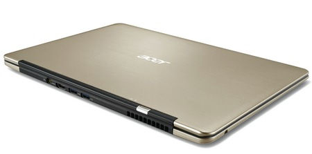 Acer Aspire S3 Ultrabook gets Ivy Bridge closed
