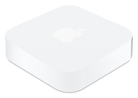 Apple AirPort Express MC414 Updated with Simultaneous dual-band 802.11n 1