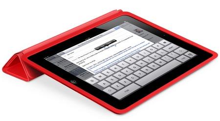 Apple Smart Case for iPad 2 ipad 3 red
