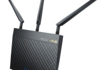 Asus RT-AC66U 802.11ac Dual-Band Router 1