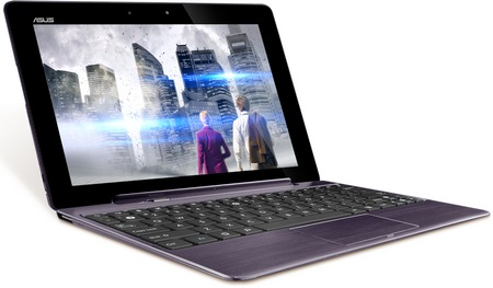 Asus Transformer Pad Infinity TF700 with Full HD IPS Touchscreen Amethyst Gray 2