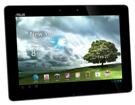 Asus Transformer Pad Infinity TF700 with Full HD IPS Touchscreen