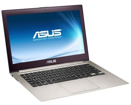 Asus Zenbook Prime UX31A Ivy Bridge Ultrabooks