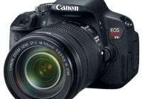 Canon EOS Rebel T4i 650D Digital SLR Camera