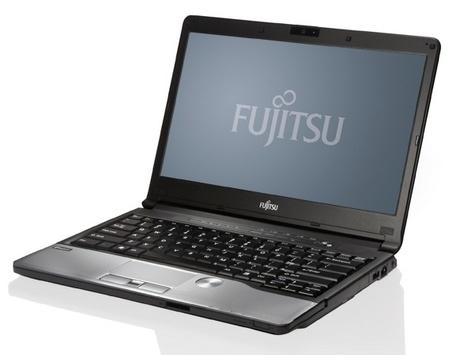 Fujitsu Lifebook S762 thin light ivy bridge notebook