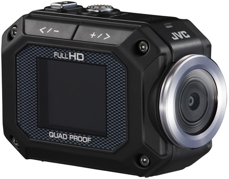JVC ADIXXION GC-XA1 Quad-proof Rugged Action Camera