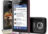 Nokia Asha 311 touchscreen phone