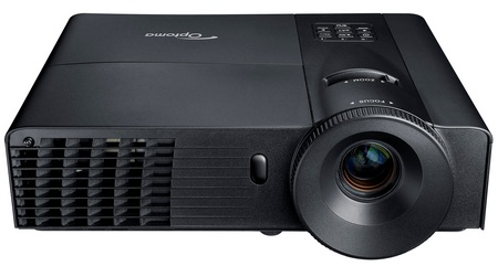 Optoma TW556-3D Projector for Boardrooms and Classrooms front