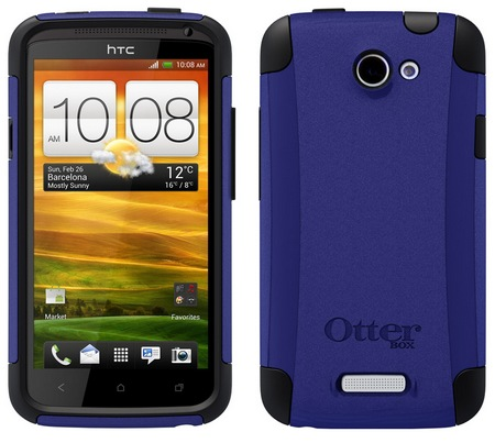 Otterbox Commuter Series Case for HTC One X