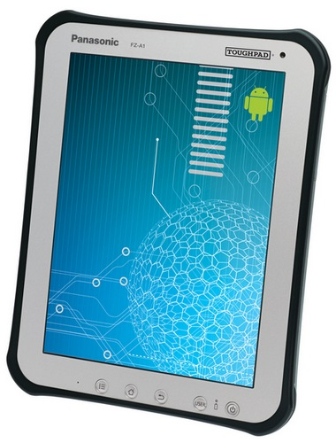 Panasonic Toughpad A1 Rugged Business Android 4.0 Tablet 1