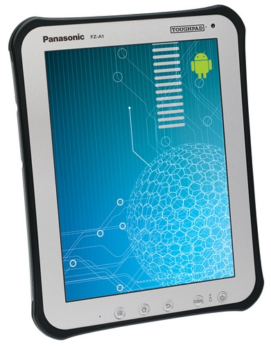Panasonic Toughpad A1 Rugged Business Android 4.0 Tablet 2