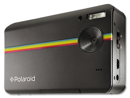 Polaroid Z2300 ZINK Instant Digital Camera black