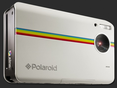 Polaroid Z2300 ZINK Instant Digital Camera white