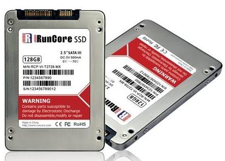 RunCore Pro VI 2.5-inch 7mm SSD
