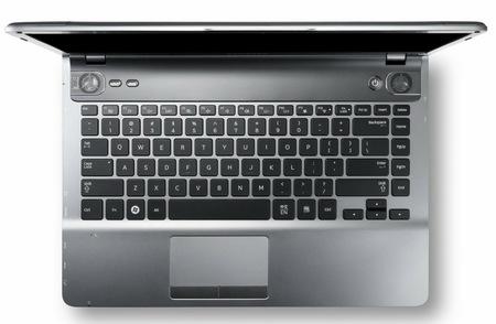 Samsung Series 5 500 NP500P4C-S01US Ivy Bridge Notebook top