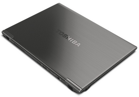Toshiba Portege Z935 is the World's Lightest 13.3-inch Ultrabook lid