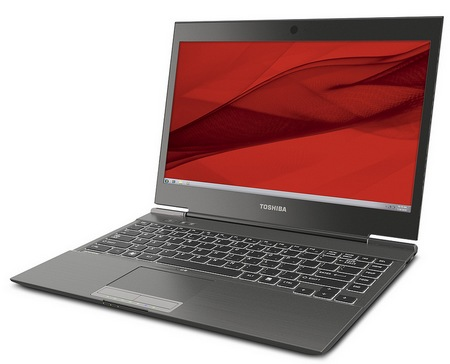 Toshiba Portege Z935 is the World's Lightest 13.3-inch Ultrabook