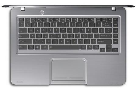 Toshiba Satellite U845 Affordable Ultrabook top