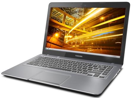 Toshiba Satellite U845 Affordable Ultrabook