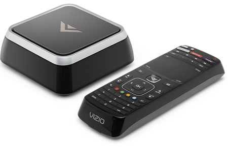 VIZIO Co-Star Google TV Stream Player with remote