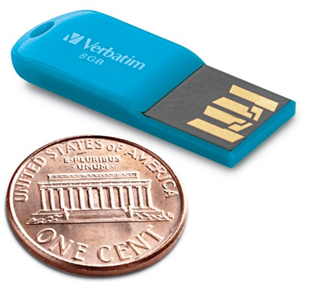 Verbatim Store n Go Micro USB Drive rugged USB flash drive