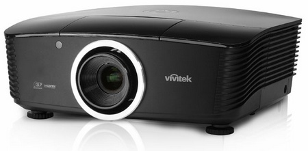 Vivitek D5280U and D7180HD Full HD Projectors